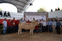 Campeona Nacional Joven Mérida 2011
